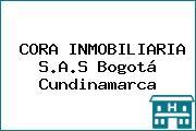 CORA INMOBILIARIA S.A.S Bogotá Cundinamarca