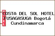 COSTA DEL SOL HOTEL FUSAGASUGA Bogotá Cundinamarca