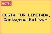 COSTA TUR LIMITADA. Cartagena Bolívar