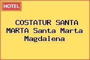 COSTATUR SANTA MARTA Santa Marta Magdalena