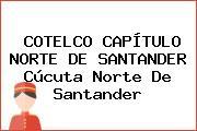 COTELCO CAPÍTULO NORTE DE SANTANDER Cúcuta Norte De Santander