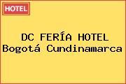 DC FERÍA HOTEL Bogotá Cundinamarca