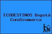 ECODESTINOS Bogotá Cundinamarca