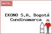 EKONO S.A. Bogotá Cundinamarca