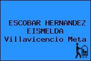 ESCOBAR HERNANDEZ EISMELDA Villavicencio Meta