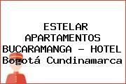 ESTELAR APARTAMENTOS BUCARAMANGA - HOTEL Bogotá Cundinamarca