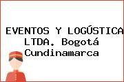 EVENTOS Y LOGÚSTICA LTDA. Bogotá Cundinamarca