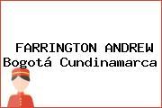 FARRINGTON ANDREW Bogotá Cundinamarca