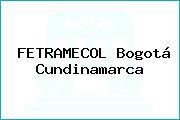 FETRAMECOL Bogotá Cundinamarca