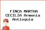 FINCA MARTHA CECILIA Armenia Antioquia