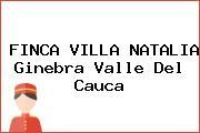FINCA VILLA NATALIA Ginebra Valle Del Cauca