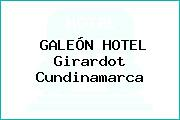 GALEÓN HOTEL Girardot Cundinamarca