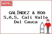 GALÍNDEZ & ROA S.A.S. Cali Valle Del Cauca