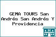 GEMA TOURS San Andrés San Andrés Y Providencia