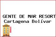 GENTE DE MAR RESORT Cartagena Bolívar
