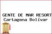GENTE DE MAR RESORT Cartagena Bolívar