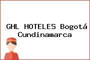 GHL HOTELES Bogotá Cundinamarca