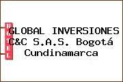 GLOBAL INVERSIONES C&C S.A.S. Bogotá Cundinamarca