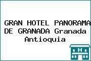 GRAN HOTEL PANORAMA DE GRANADA Granada Antioquia