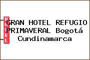 GRAN HOTEL REFUGIO PRIMAVERAL Bogotá Cundinamarca