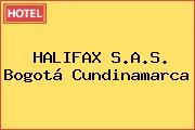 HALIFAX S.A.S. Bogotá Cundinamarca