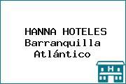 HANNA HOTELES Barranquilla Atlántico