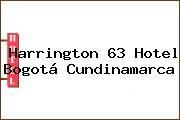 Harrington 63 Hotel Bogotá Cundinamarca
