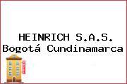 HEINRICH S.A.S. Bogotá Cundinamarca