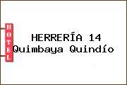 HERRERÍA 14 Quimbaya Quindío