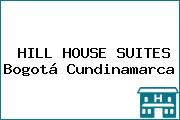 HILL HOUSE SUITES Bogotá Cundinamarca