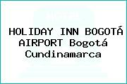 HOLIDAY INN BOGOTÁ AIRPORT Bogotá Cundinamarca