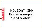 HOLIDAY INN Bucaramanga Santander