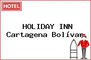 HOLIDAY INN Cartagena Bolívar