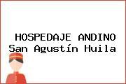 HOSPEDAJE ANDINO San Agustín Huila