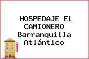 HOSPEDAJE EL CAMIONERO Barranquilla Atlántico