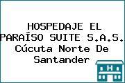 HOSPEDAJE EL PARAÍSO SUITE S.A.S. Cúcuta Norte De Santander