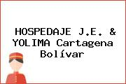 HOSPEDAJE J.E. & YOLIMA Cartagena Bolívar