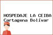 HOSPEDAJE LA CEIBA Cartagena Bolívar