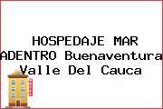 HOSPEDAJE MAR ADENTRO Buenaventura Valle Del Cauca