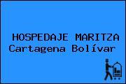 HOSPEDAJE MARITZA Cartagena Bolívar