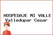 HOSPEDAJE MI VALLE Valledupar Cesar
