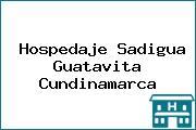 Hospedaje Sadigua Guatavita Cundinamarca