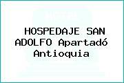 HOSPEDAJE SAN ADOLFO Apartadó Antioquia
