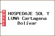 HOSPEDAJE SOL Y LUNA Cartagena Bolívar