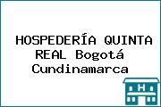HOSPEDERÍA QUINTA REAL Bogotá Cundinamarca