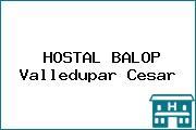 HOSTAL BALOP Valledupar Cesar
