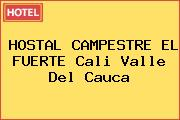HOSTAL CAMPESTRE EL FUERTE Cali Valle Del Cauca