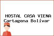 HOSTAL CASA VIENA Cartagena Bolívar
