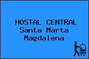 HOSTAL CENTRAL Santa Marta Magdalena
