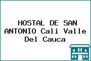 HOSTAL DE SAN ANTONIO Cali Valle Del Cauca
